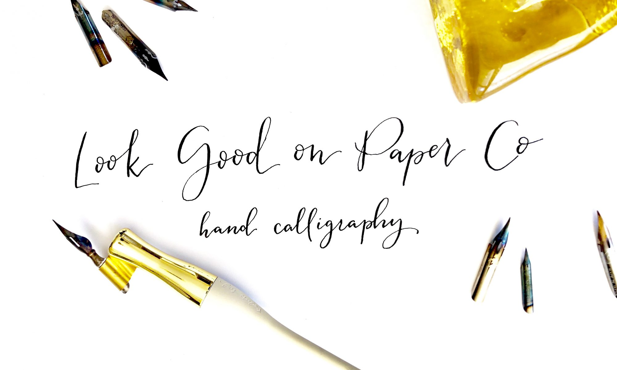 Look Good On Paper Co.